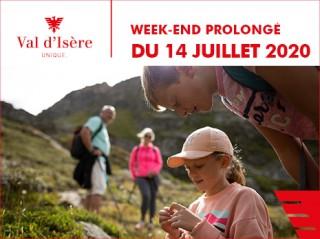 Week-end prolongé du 14 juillet 2020