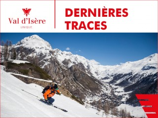 Your last tracks in Val d'Isère