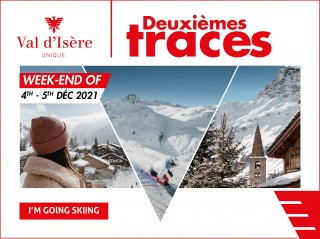 Your second Tracks in Val d'Isère