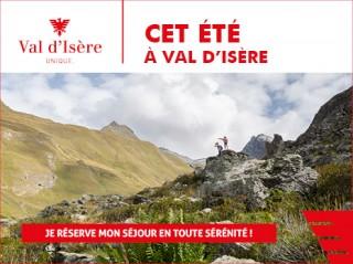 COVID19 - Conditions d'accueil à Val d'Isère été 2020