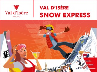 Closing Snow Express Week-end in Val d'Isère