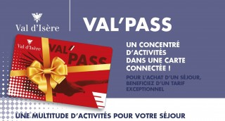 Accommodation + special price for VAL PASS