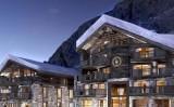 Le K2 Chogori facade hiver