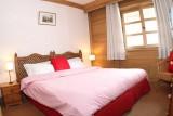 Bedroom, Les Alpes Chalet, Val d'Isère