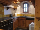 Kitchen, Chalet d'Elena, 12 people, Val d'Isere