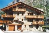 Façade Chalet Avalin Val d'Isère