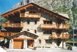 Housefront, Chalet Avalin, Val d'Isere
