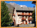 Housefront, Cascade, Le Fornet, Val d'isere