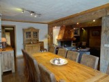 Dining room, Chalet d'Elena, 12 people, Val d'Isere