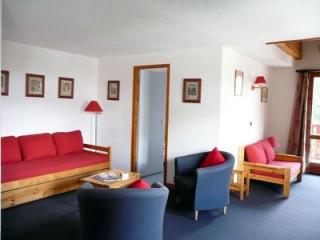3 Pièces mezzanine Saint Roch Val d'Isère / pistes