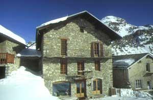 Façade Le Cantou 2 Val d'Isère