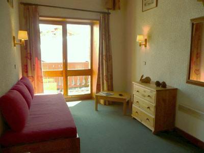 2 Pièces mezzanine Saint Roch Val d'Isère / village