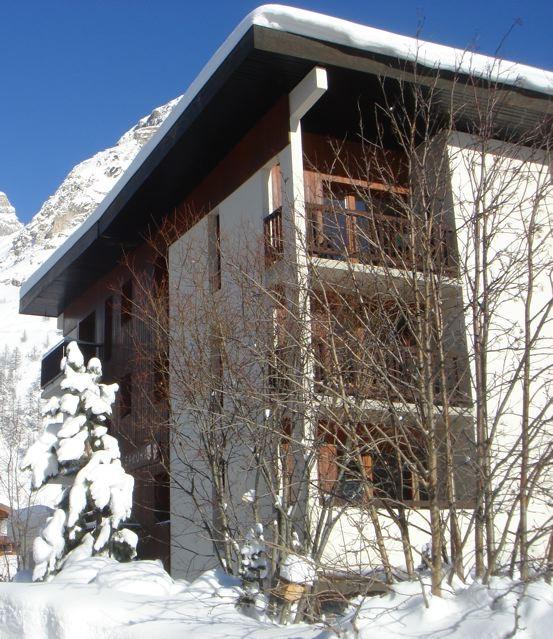 Façade Sakura Val d'Isère