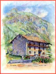 Maison André La Daille