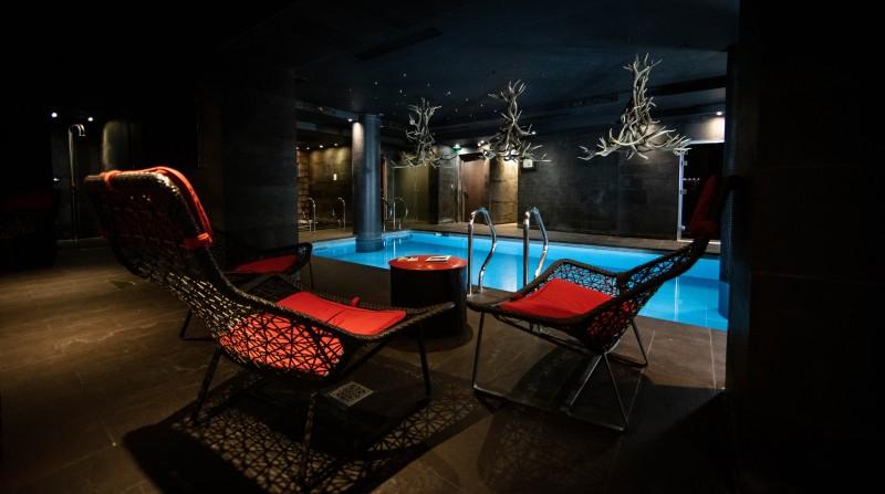 piscine hôtel Avenue Lodge 5*