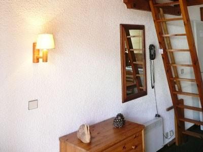Studio mezzanine Saint Roch Val d'Isère / village